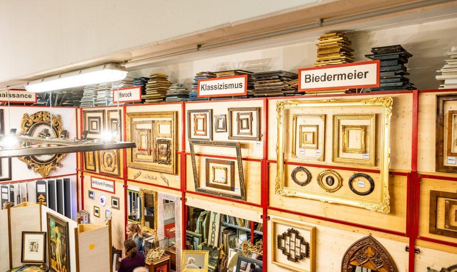 Eröffnung Museum of PictureFrames am 19.09.19