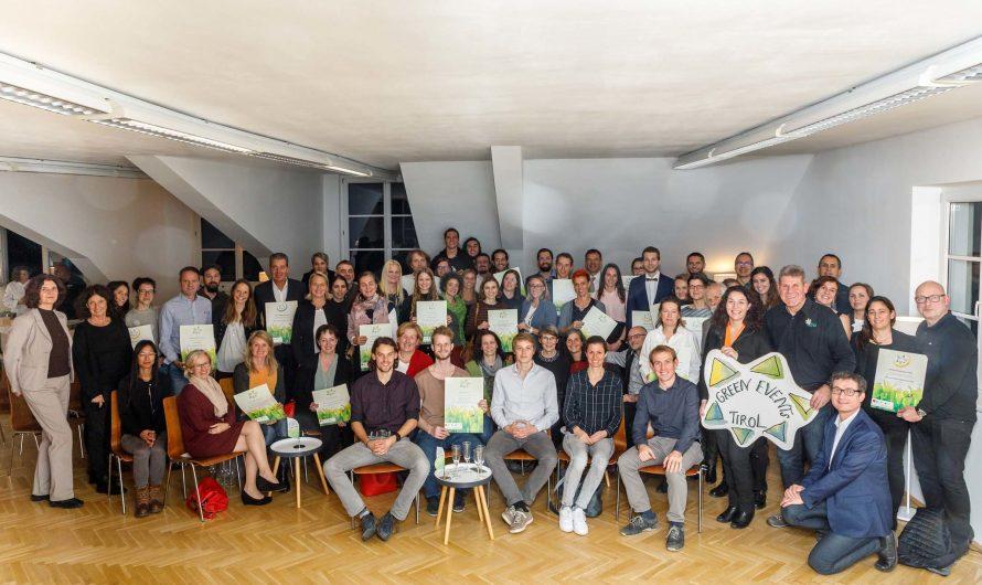 Green Event aus Inzing ausgezeichnet