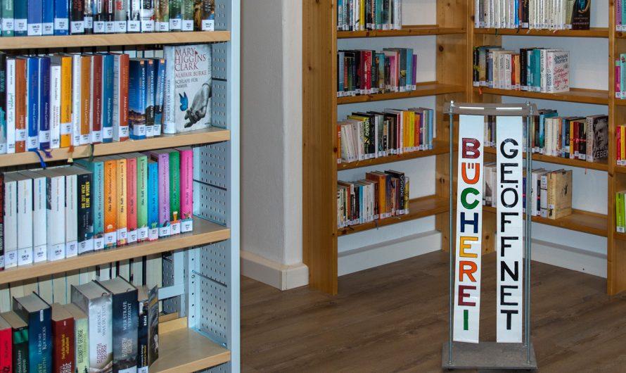 Öffentliche Bücherei Inzing KRIMIPRÄSENTATION und NEUERÖFFNUNG