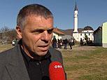 Peter LOGAR berichtet über Feuerwehrprojekte des Landes Tirol in SO-Europa