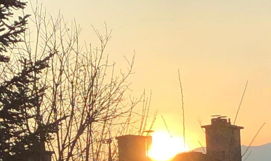 Die Sonne geht im Westen auf oder Europas Metamorphose