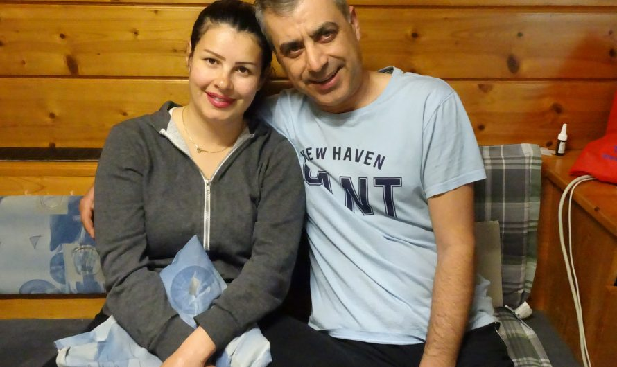 Interview mit Thanaa und Rahem Aloush